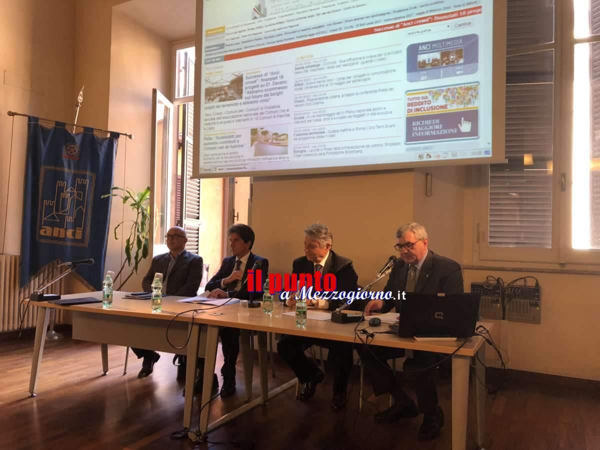 Anci Lazio, costituito il comitato tecnico scientificoper programmazione e progettazione europea