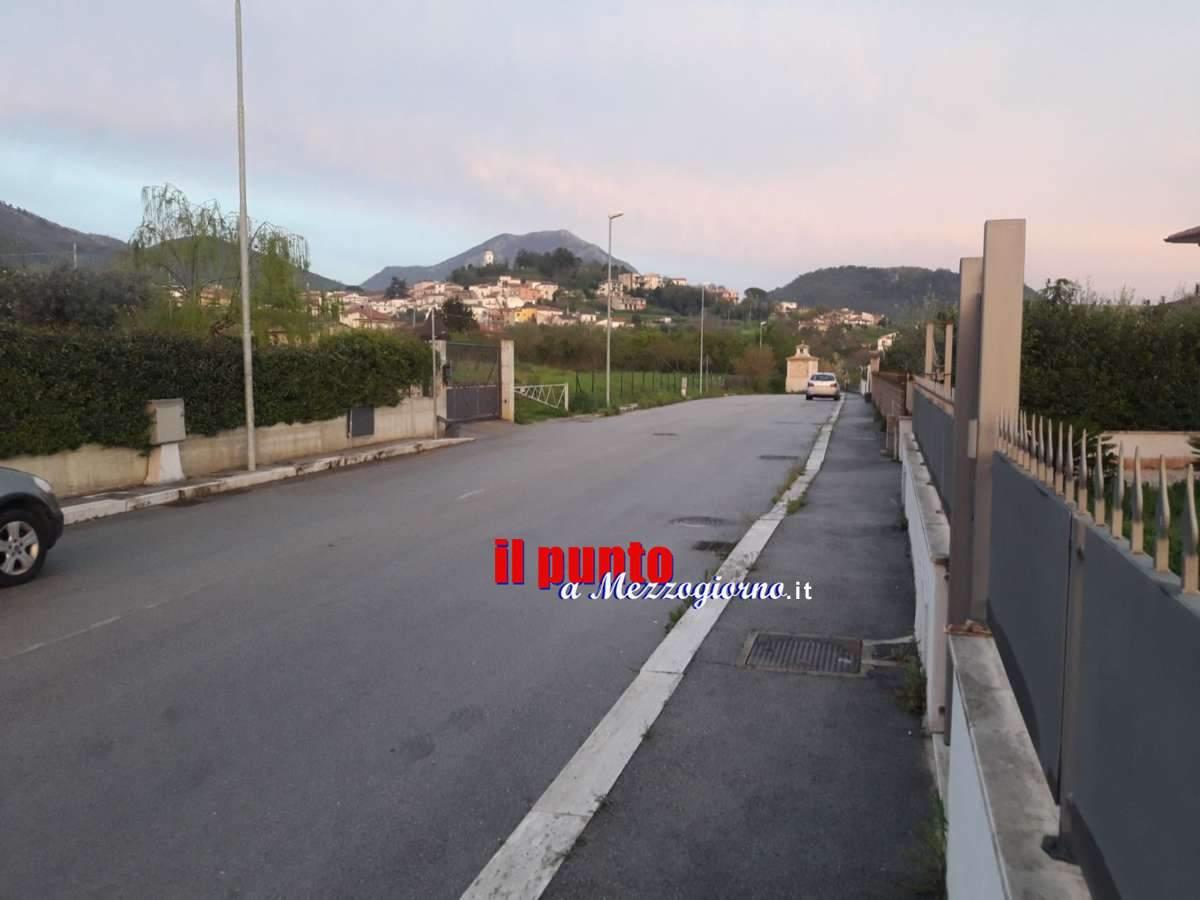 Cervaro, Borgo S. Giacomo tra incuria e rischio incidenti: residenti dai Vigili Urbani