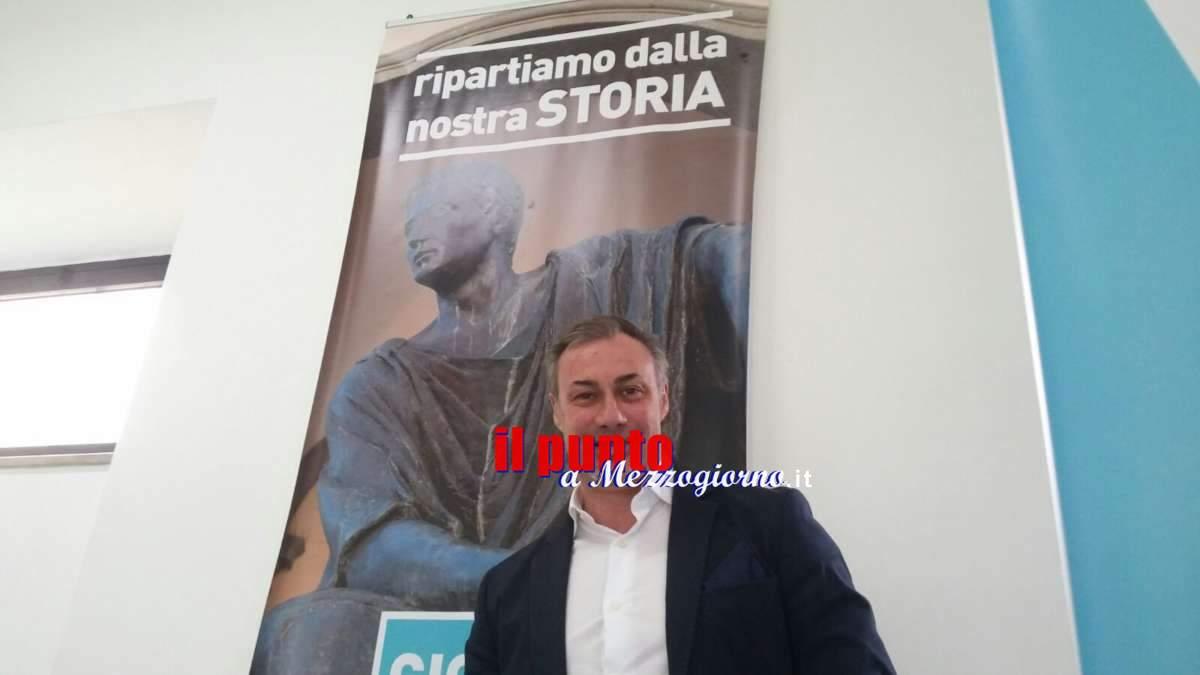 Amministrative 2018 a Velletri, Greci: tra S.T.O.R.I.A. rotatorie e snodo ferroviario, così voglio cambiare la città