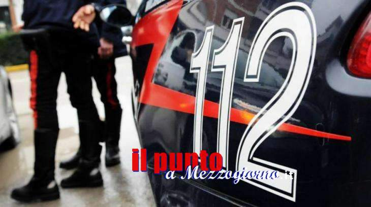 Tenta due rapine in 30 minuti, uomo arrestato in centro a Cassino