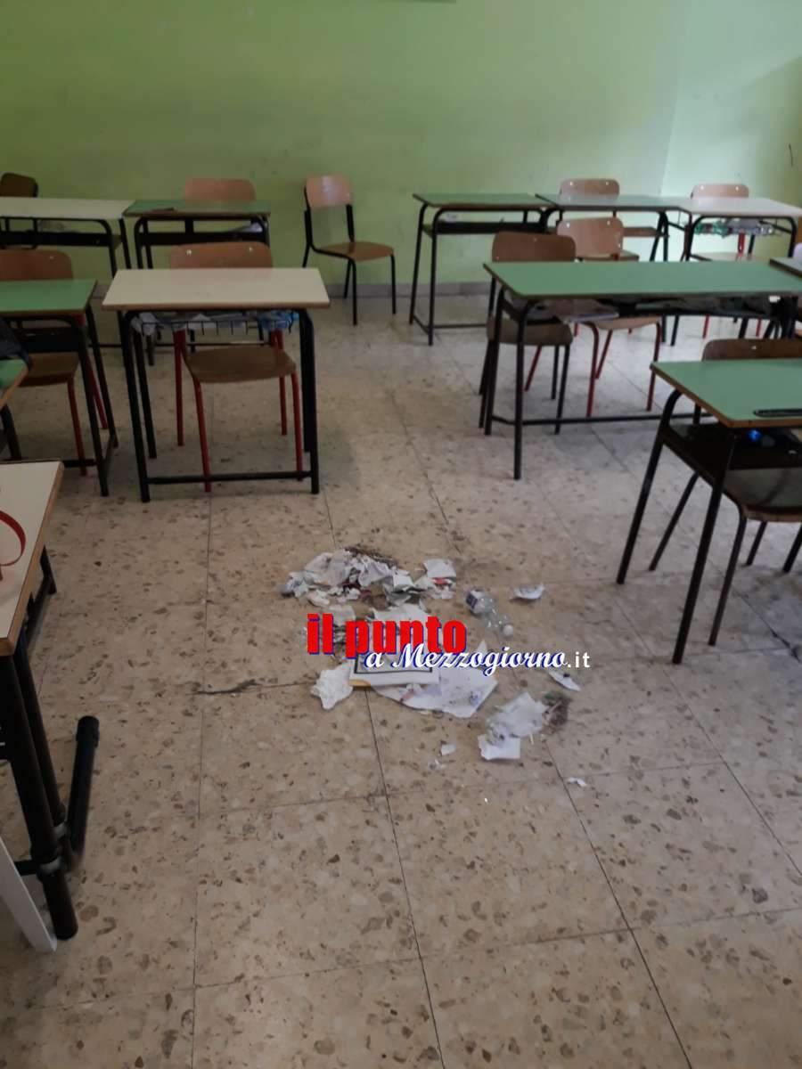 Niente pulizia nelle scuole di Cassino, genitori ed insegnanti ogni mattina, a turno, puliscono le aule