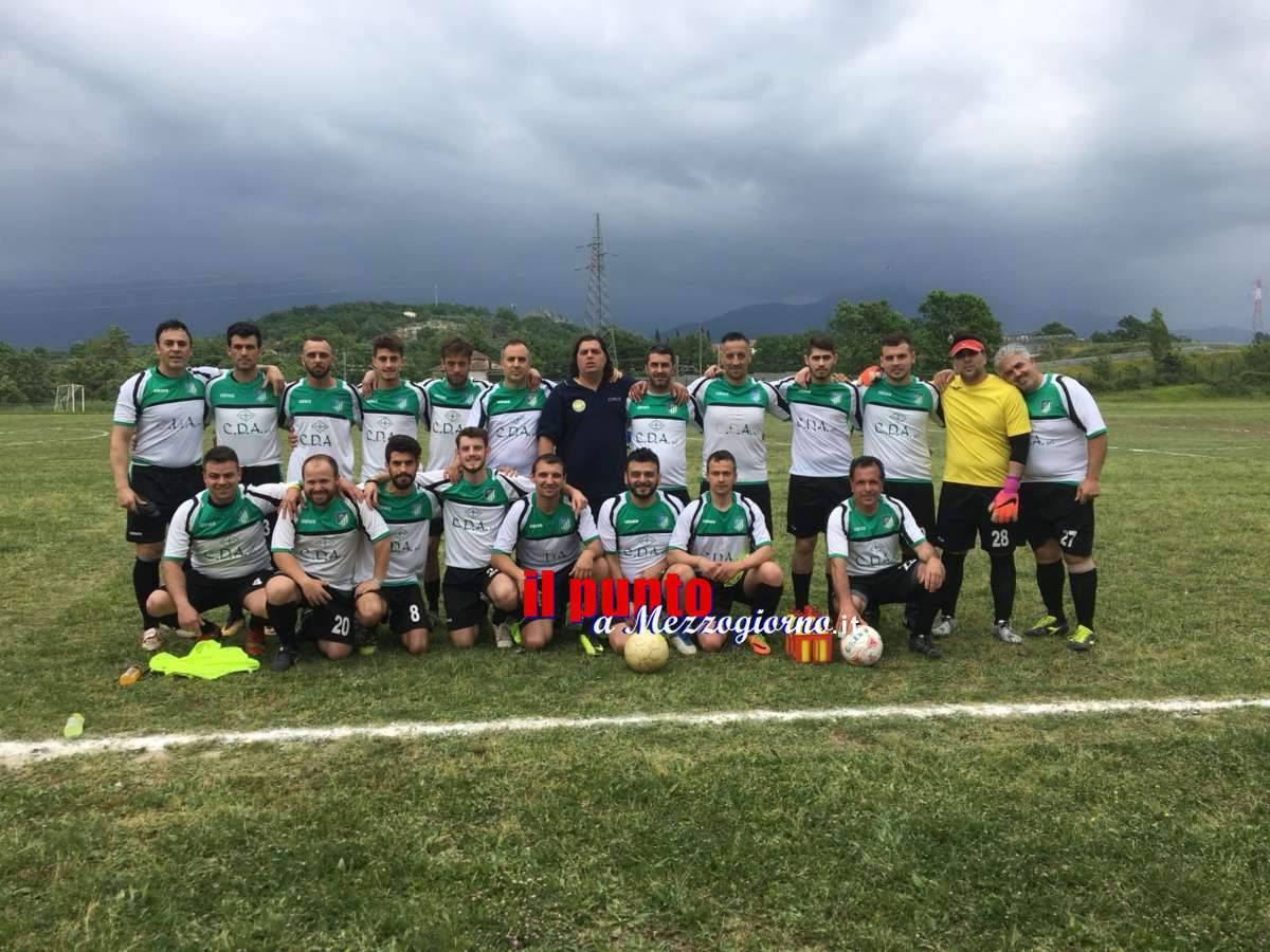 Longobarda e Borussia capoliste, brutta sconfitta per Belmonte