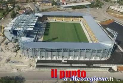 Frosinone-Palermo, accesso allo stadio anche da via Michelangelo