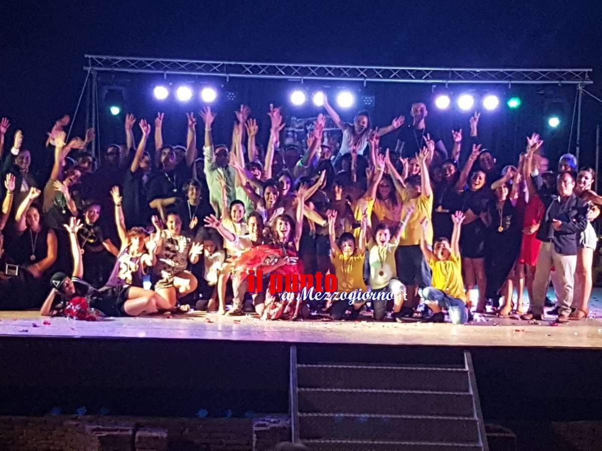 Cassino: Tutte le emozioni del Gran Galà della danza 2018. Successo per la manifestazione estiva
