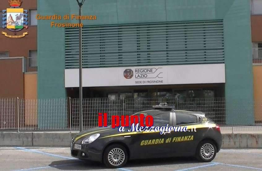 Al lavoro solo per timbrare il cartellino, indagati 8 dipendenti regionali a Frosinone