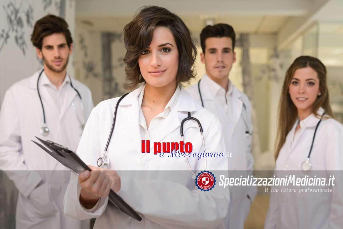 specializzazioni medicina