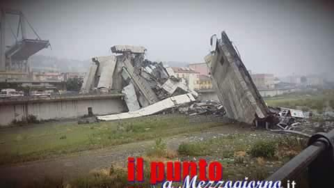 Disastro a Genova, la paura di passare sopra o sotto un ponte