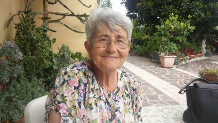La storia di Anita, una memoria che approda anche sui quotidiani locali