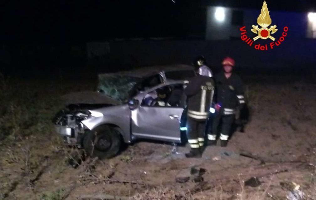 Incidente stradale, un morto e due feriti ad Aprilia