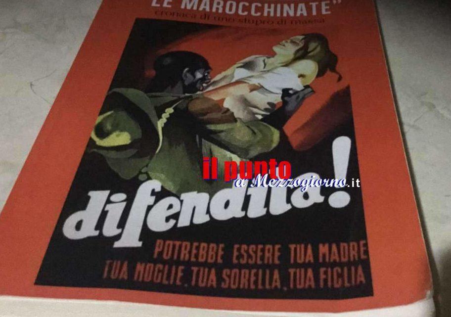 Intimidazioni all'Associazione Vittime delle Marocchinate, volgari messaggi in inglese agli italiani