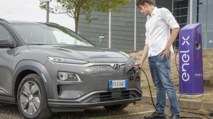 Comune di Cassino ed Enel X per la mobilità sostenibile, 15 le colonnine elettriche in città