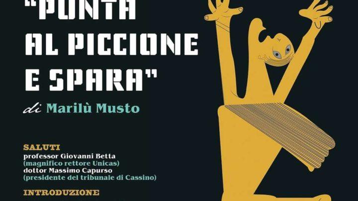 """La storia di Bruno Buttone, nel romanzo di Marilù Musto """"Punta al piccione e spara"""" domani al Civico Sociale"""