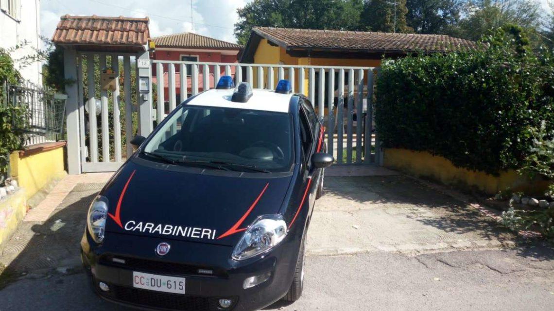 Rapina in villa a Ferentino, anziani aggrediti per circa 8mila euro
