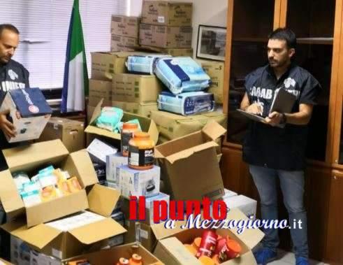 Ruba farmaci dopanti per rivenderli a sportivi amatoriali, arrestato 38enne corriere farmaceutico