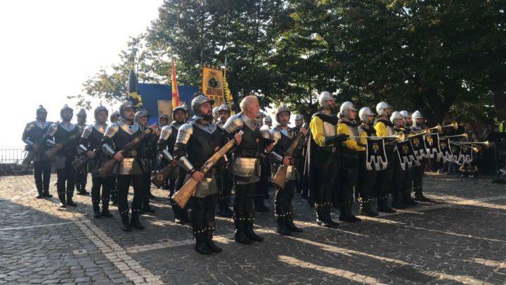 La battaglia di Lepanto, rievocata da 500 anni a Sermoneta la vittoria sui turchi
