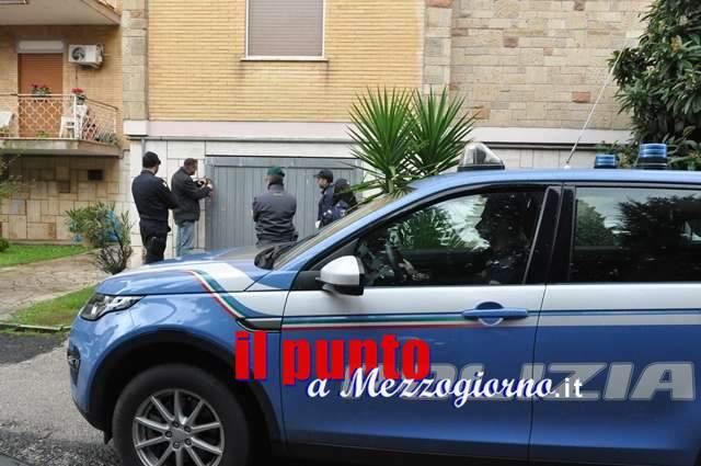 Latina, sgomberati due immobili utilizzati da appartenenti ad un noto clan criminale