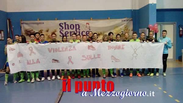 Calcio a 5 femminile: La sosta non fa bene alla bianconere, battute in casa dal Futsal Pontinia