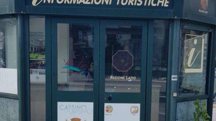 """Nasce """"Cassino in tour"""" la rete turistica degli operatoti del turismo. Riapre l'info-point di piazza Garibaldi"""
