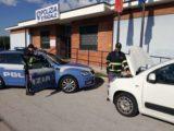 Ruba l'auto della Polizia Locale di Piedimonte Matese ma viene trovata in autostrada dalla Stradale di Cassino. Denunciata per furto