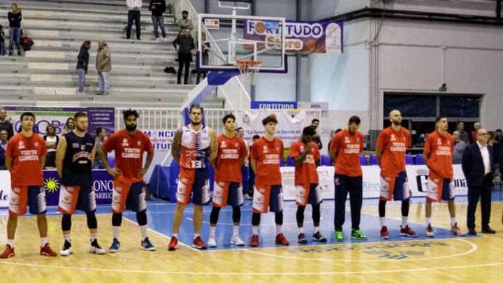 La Virtus chiude il girone d'andata in casa contro Scafati