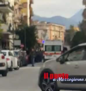 Bimba cade dal balcone a Cassino, era stata lasciata sola in casa