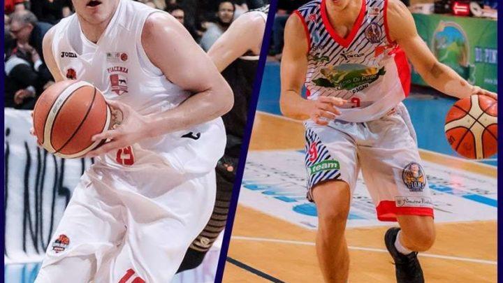 Basket: Angelo Guaccio e Sava Razić due nuovi acquisti per la Virtus Cassino