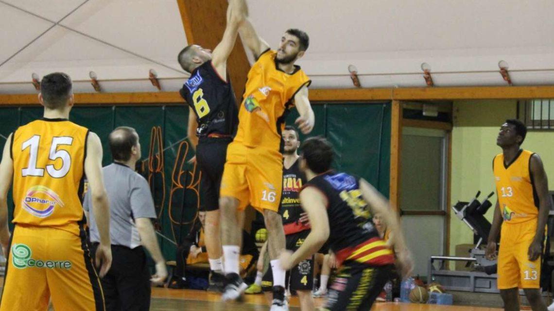 Basket; le assenze di Fiorini e Frusone pesano su Veroli battuta da Colleferro 76-74