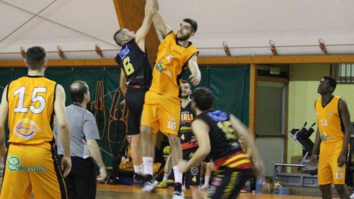 Basket serie C Silver: Veroli espugna il parquet della Nova Bk Ciampino 77-75