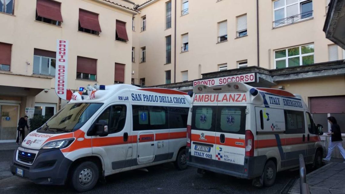 Da 24 ore Black out in ospedale a Velletri, colpa di un corto circuito