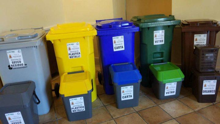 Frosinone: controlli e sanzioni per la raccolta differenziata