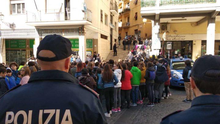 Giornata della Legalitá, a Velletri 200 studenti ricordano l'agente Emanuela Loi