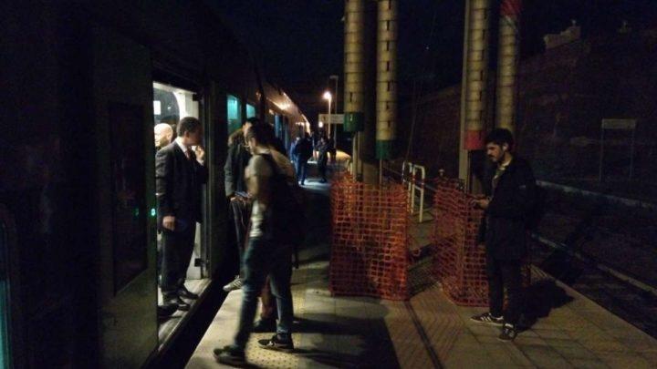 Uomo investito e ucciso dal treno a Roccasecca