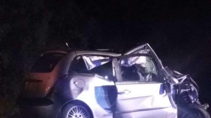Incidente stradale sulla Cassino Sora, le due vittime viaggiavano su auto con arnesi da scasso. La bambina elitrasportata a Roma