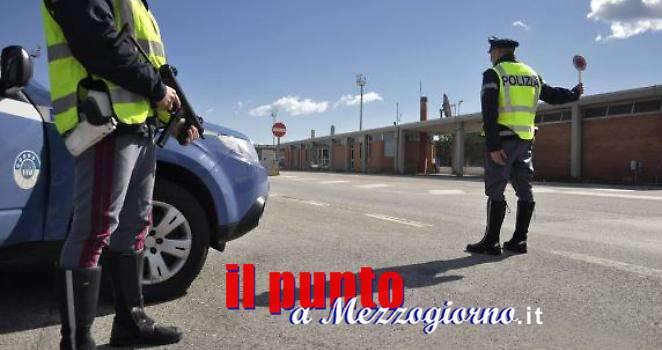Fermati a Frosinone con due atti di droga, denunciati tre giovani