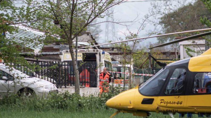 Bimbo morto a Piedimonte, il piccolo ucciso in strada dalla madre