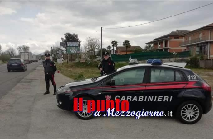 Arrestato dai carabinieri per tentato furto evade dai domiciliari, ma poche ore dopo finisce in carcere