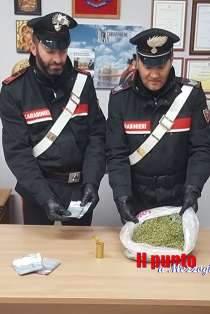 """Contromano in """"notturna"""" con la droga lungo Corso della Repubblica a Cassino, tre arresti"""