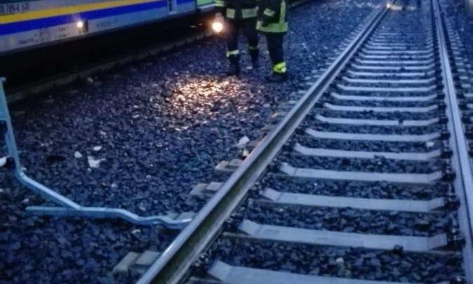 Ancora un morto sulla linea ferroviaria Roma Cassino, treni fermi a Valmontone