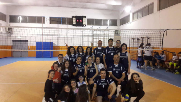 Campionato Master Misto: Cassino Volley chiude al primo posto e si aggiudica il titolo