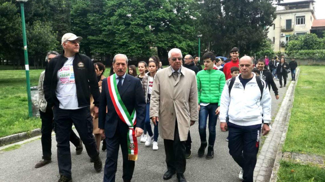 Da Ventotene a Montecassino, in marcia per l'Europa e per la Pace