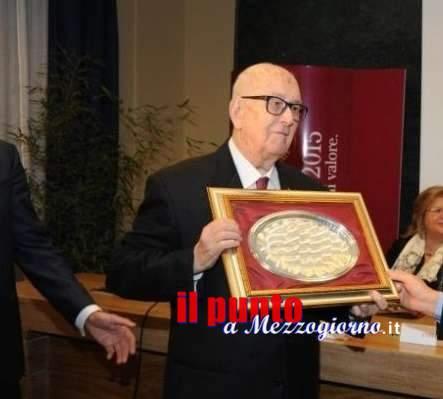 Cassino, si è spento Domenico Gargano, l'ultimo sindaco della ricostruzione