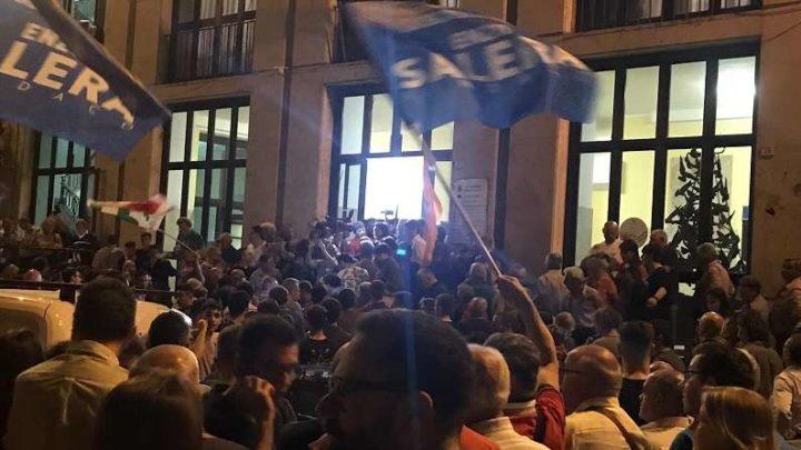 "Enzo Salera, neo sindaco: ""Ha vinto la città, ha vinto la speranza, ha vinto questa bellissima squadra"""
