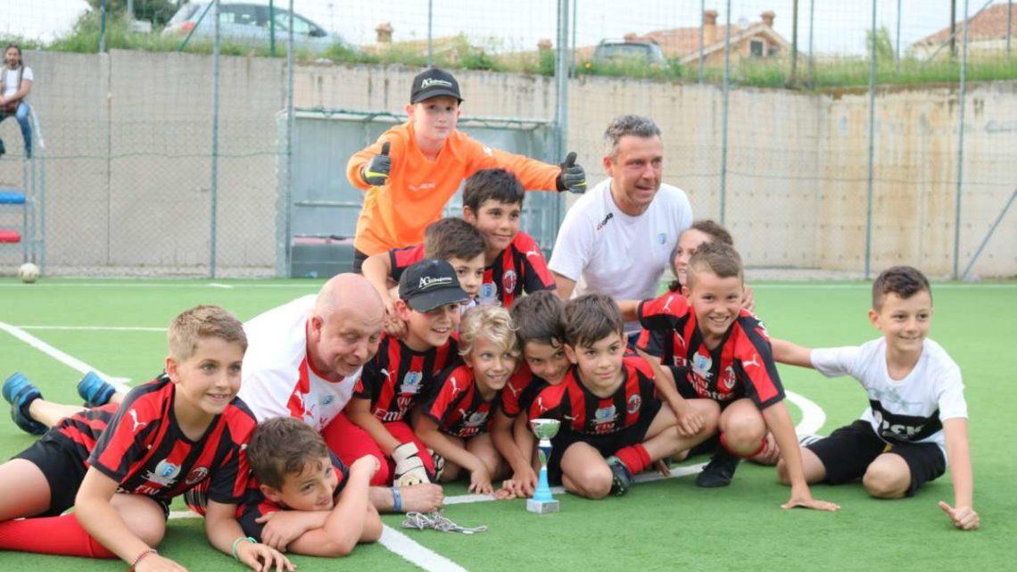 Calcio e fair play, i giovanissimi della Fortitudo Velletri si aggiudicano il torneo Champions League categoria 2010