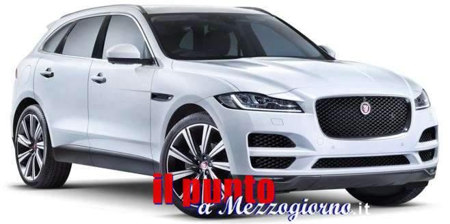 La truffa delle super-car a Frosinone, in due noleggiavano Jaguar e Bmw e non le restituivano