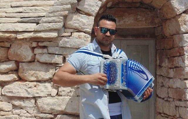 Luca Costantino da Cassino incoronato campione italiano di fisarmonica diatonica. Concorso di Corvaro