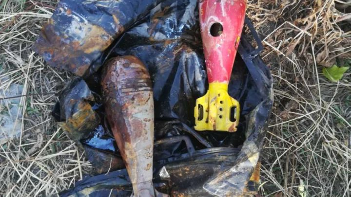 Ordigni bellici tra i rifiuti a Velletri, trovati in un sacchetto due proiettili di mortaio