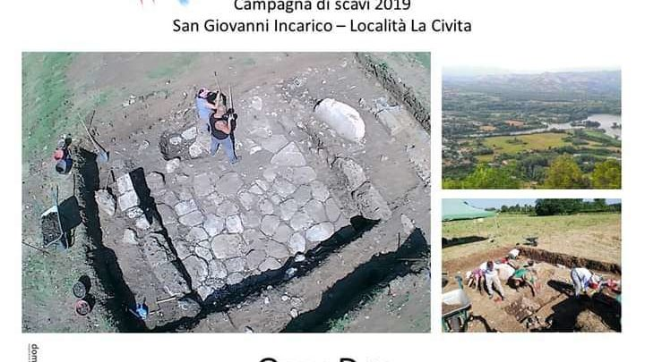 Open day al sito archeologico Fabrateria Nova di San Giovanni Incarico