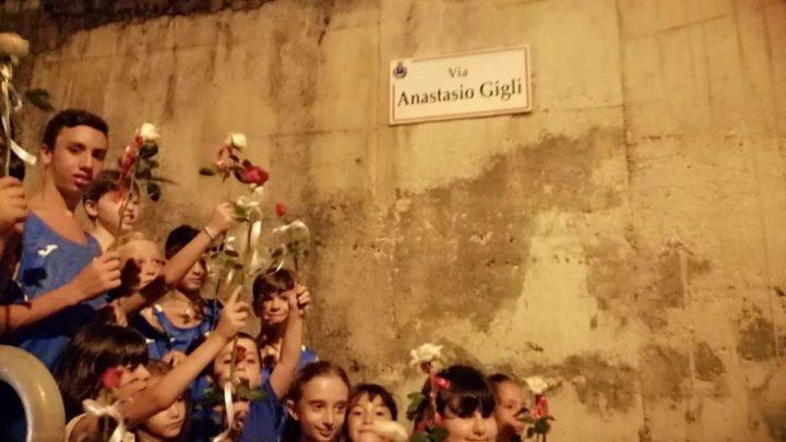 Una lacrima per Anastasio, dopo 75 anni una fiaccolata a ricordo del 14enne violentato e ucciso dai dai Goumiers