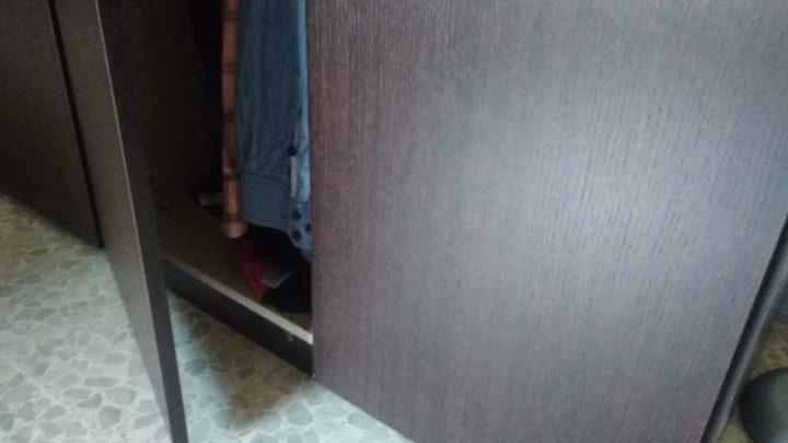 Dai domiciliari al letto della vicina di casa, 31enne arrestato per evasione