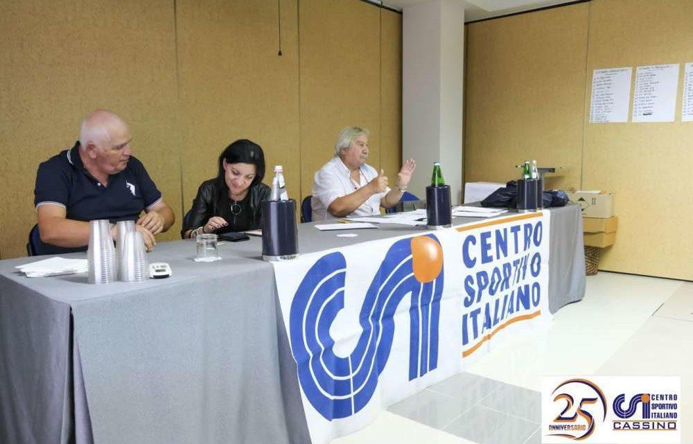 Ripartono i tornei Csi-Cassino edizione 2019-20, festeggiano le 25 candeline con un boom di iscrizioni